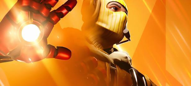 Arma de Iron Man aparecerá en evento de <em>Fortnite</em> y <em>The Avengers</em>