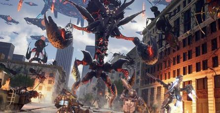 <em>Earth Defense Force: Iron Rain</em> lideró las ventas semanales en Japón