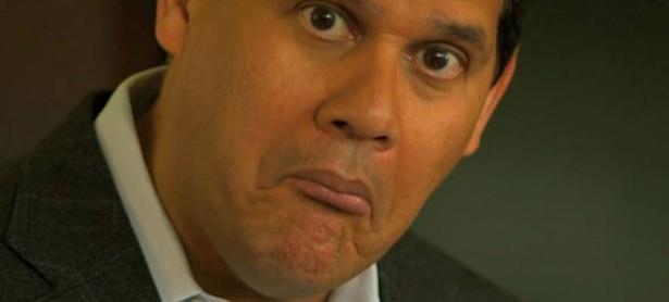 Fans quieren que Reggie Fils-Aimé tenga una mejor silla de oficina