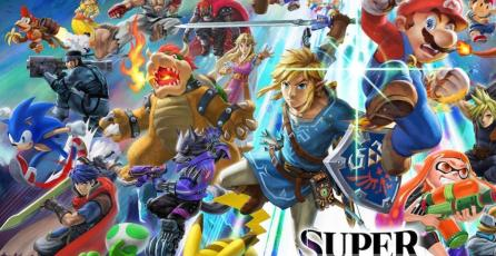 <em>Super Smash Bros. Ultimate</em> ya vendió más de 13 millones de copias