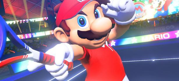 Podrás jugar <em>Mario Tennis Aces</em> gratis este fin de semana