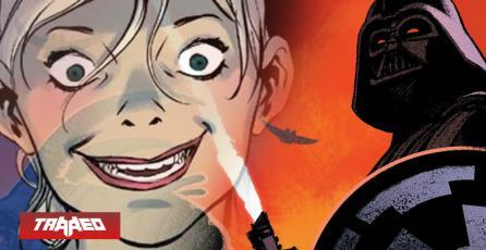 Polémica desata trama del último cómic de Darth Vader: Dark Visions