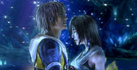 Revelan portada reversible de <em>Final Fantasy X/X-2 HD Remaster</em> para Switch