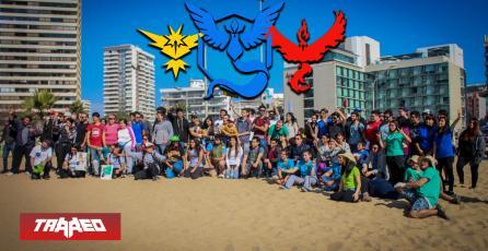Exitosa jornada logra apoyar limpieza en playa chilena gracias a Pokémon GO