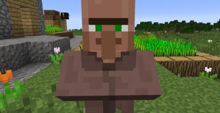 Los aldeanos de <em>Minecraft</em> pueden sorprenderte cuando menos lo esperes