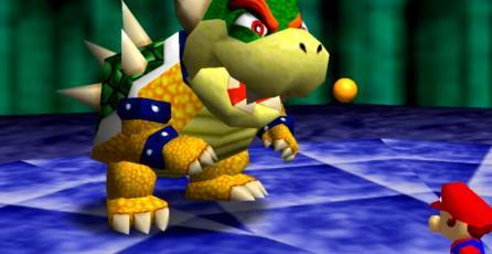 Charles Martinet reveló qué dice Mario al final de <em>Super Mario 64</em>