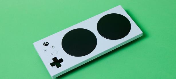 El Xbox Adaptive Controller será usado para ayudar a veteranos de guerra