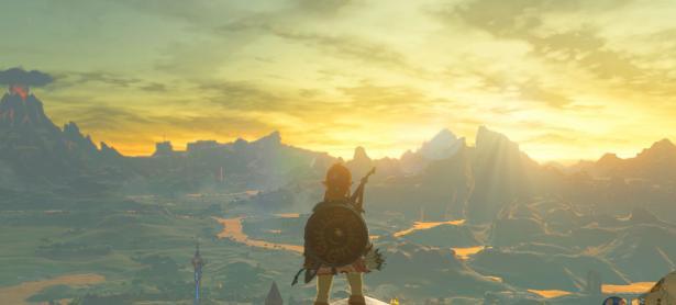 Mod de <em>Zelda: Breath of the Wild</em> te deja jugar en primera persona