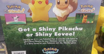 Podría haberse filtrado una nueva app de<em> Pokémon</em> para obtener regalos