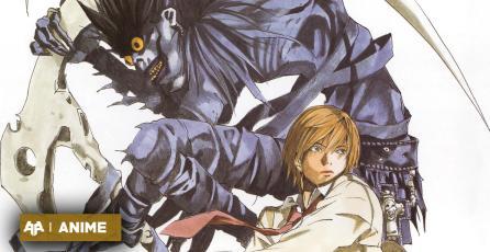 Se anunció un nuevo One shot del manga de Death Note