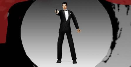<em>GoldenEye 007</em> inició como un shooter de rieles