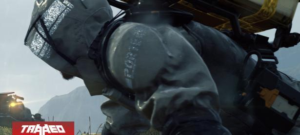 Death Stranding revelaría su estreno con vídeo de 8 minutos de duración y con gameplay real