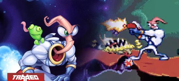 ¡BOMBAZO! Earthworm Jim confirma su regreso con nuevo juego en 2020