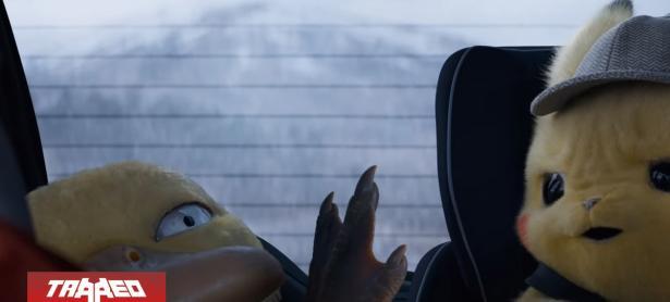 Nuevo adelanto para Detective Pikachu nos muestra más sobre Psyduck
