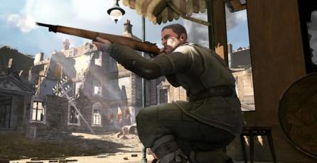 Rebellion presume las mejoras gráficas de <em>Sniper Elite V2 Remastered</em>