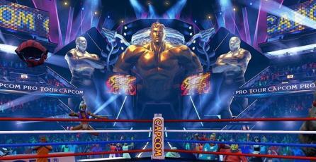 Capcom crea nueva división dedicada a esports y entretenimiento