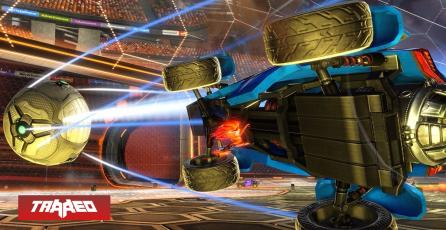 Epic Games compra a Rocket League para llegar como exclusivo de Epic Store