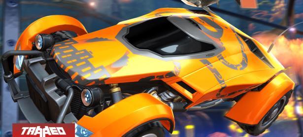 Era que no: Bombardean a Rocket League con críticas negativas en Steam