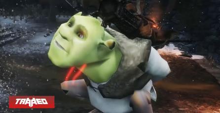 Shrekiro es la última invención de la comunidad de Sekiro: Shadows Die Twice