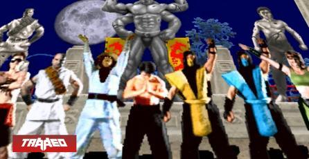 Mortal Kombat original salta al internacional 'Salón de la Fama' de los videojuegos