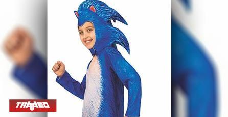 Pijama temático de Sonic: La película horroriza más que el próximo diseño del erizo