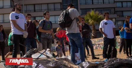 145 toneladas de basura recolectó comunidad de Pokémon GO! con Chile entre sus protagonistas
