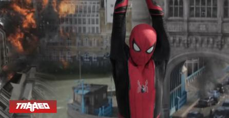 SPOILERS | Spider-Man Far From Home exhibe su primer gran trailer