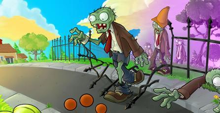 ¡<em>Plants vs. Zombies</em> festeja su 10.° aniversario!