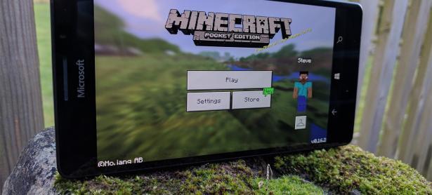 Microsoft insinúa un juego de <em>Minecraft</em> estilo <em>Pokémon GO</em>