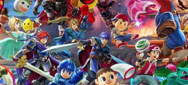 <em>Super Smash Bros.</em> es la franquicia favorita de los niños en Japón