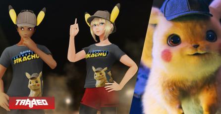 Detective Pikachu se toma Pokémon GO