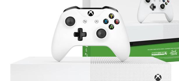 Ya puedes adquirir el Xbox One S All-Digital Edition