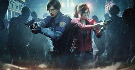 <em>Resident Evil 2</em> y <em>Devil May Cry 5</em> impulsaron las ganancias de Capcom