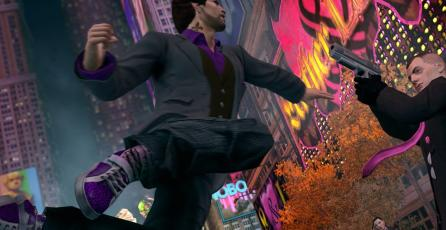 Así se ve<em> Saints Row: The Third</em> corriendo en Nintendo Switch
