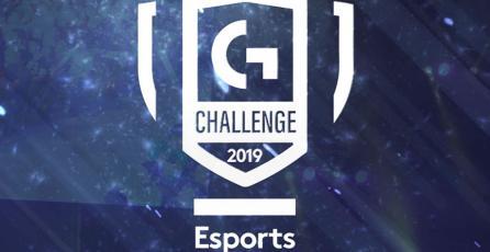 Prepárate para competir en el Logitech G Challenge 2019