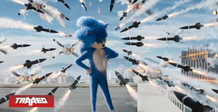 Trailer de Sonic alcanza los más de 620 mil dislikes a través de YouTube