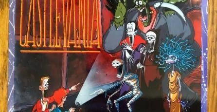 Así lucían las caricaturas de algunos juegos de NES que jamás se transmitieron