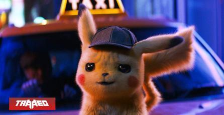 ESTA AQUÍ: Detective Pikachu llega oficialmente a las salas de cine