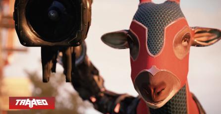 Goat of Duty es la extravagante reinvención del juego lleno de Cabras