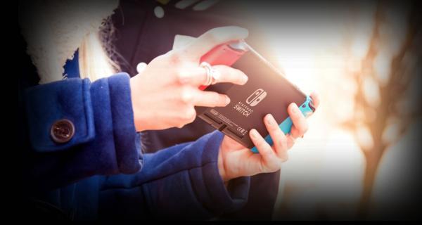 Nintendo Switch y la portabilidad