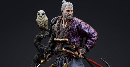 CD Projekt RED reinventa a Geralt de Rivia como samurái
