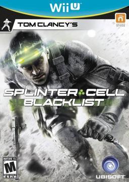 Tom Clancy´s Splinter Cell: Blacklist