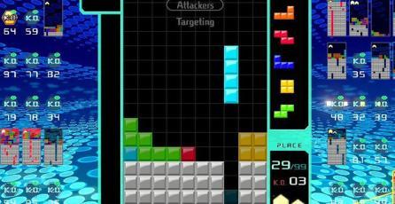 Llega el primer DLC de pago para <em>Tetris 99</em>