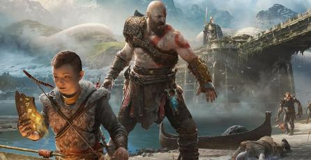 Ya puedes ver <em>Raising Kratos</em>, el documental sobre <em>God of War</em>