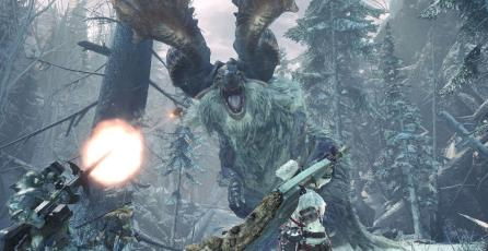 Checa un gameplay y la Master Edition de <em>Monster Hunter World: Iceborne</em>