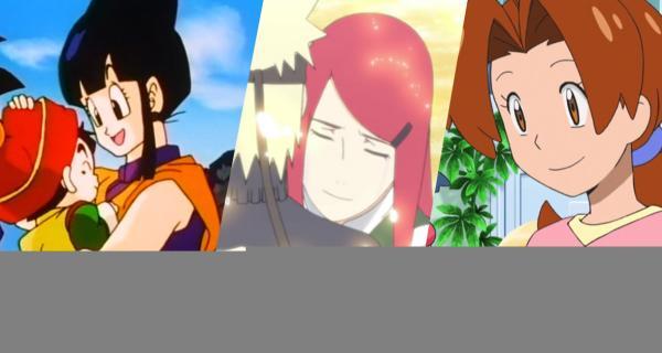 Estas son las 5 mamás más representativas del anime