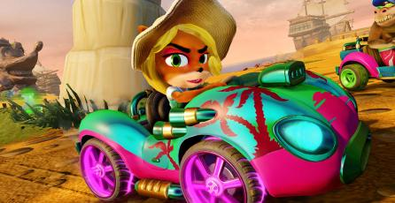 Revelan más personajes y skins para <em>Crash Team Racing Nitro-Fueled</em>