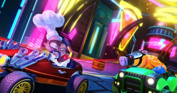 Discover more Characters and Skins for Crash Team Racing Nitro-Fueled