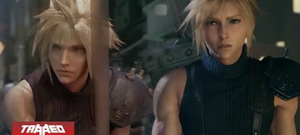 Así ha cambiado Final Fantasy VII Remake en 4 años