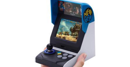 Anuncian ediciones limitadas de Neo Geo Mini inspiradas en <em>Samurai Shodown</em>